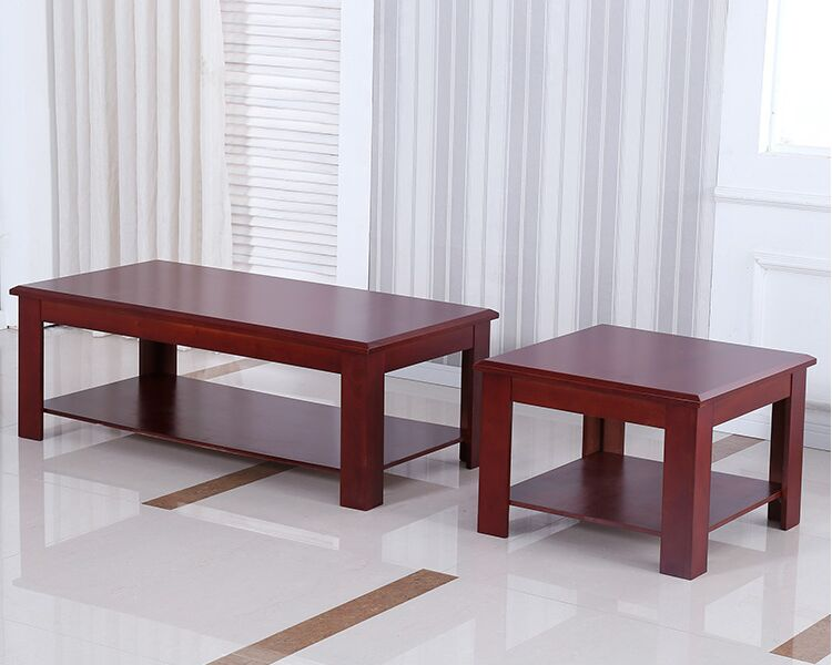 办公茶几油漆木皮茶几桌